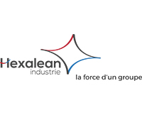 logo hexalean